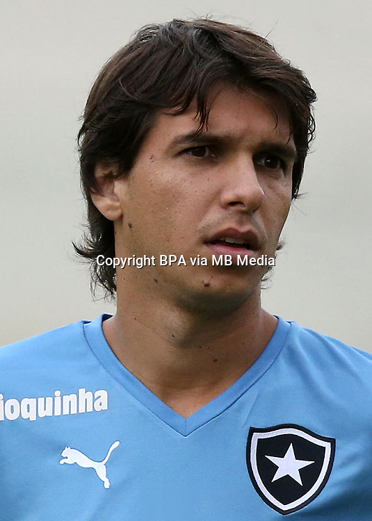 Brazilian Football League Serie A /<br /> ( Botafogo de Futebol e Regatas ) -<br /> Pablo Daniel Zeballos Ocampos &quot; Pablo Zeballos &quot;