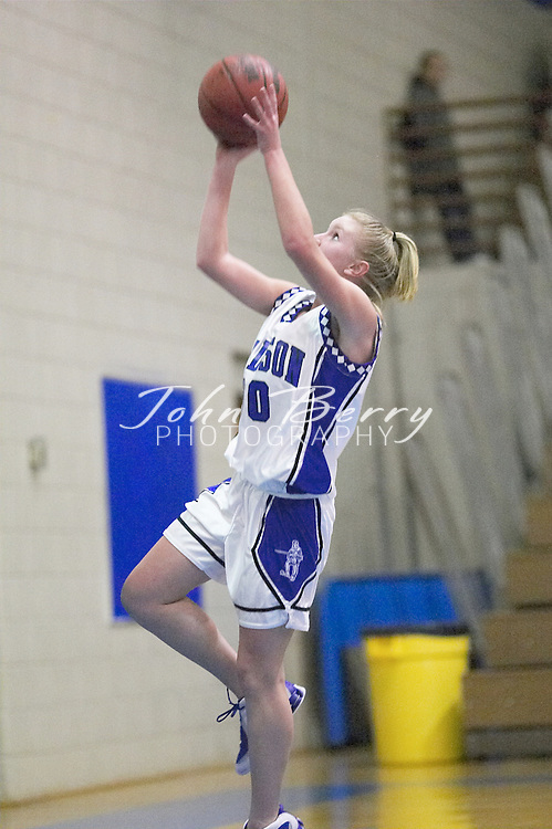 MCHS Varsity Girls Basketball..vs Greene..Second Period..December 7, 2004