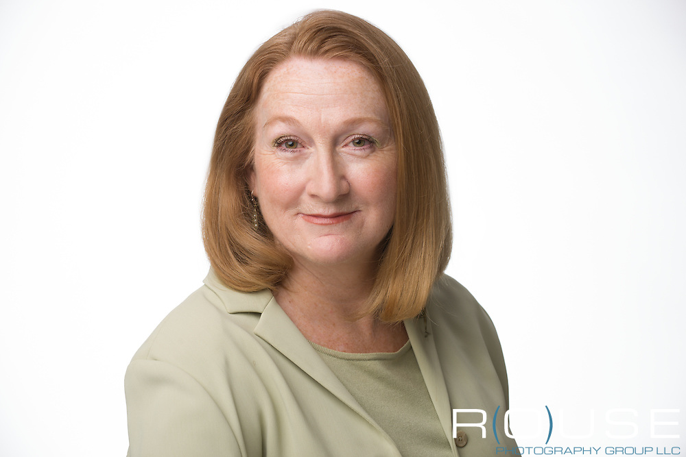 Studio style portraits for Ruth Wasem . Photo by Delane Rouse/DC Corporate Headshots/Rouse Photography Group