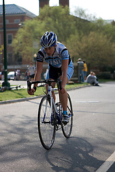The Wake Forest University Cycling Team hosted three cycling races over a weekend as part of ACCC competition on March 31, 2007 in Winston-Salem, NC.  ..Individual Time Trial