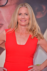 © Licensed to London News Pictures. 07/10/2017. London, UK. ELISABETH SHUE attends the European film premiere of Battle Of The Sexes showing as part of the BFI London Film Festival. Photo credit: Ray Tang/LNP