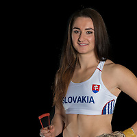 Hammer Throw - National Championships 2015 (Slovakia) - 2nd place <br />