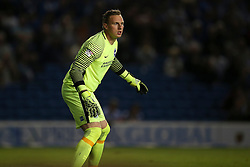 David Stockdale of Brighton & Hove Albion - Mandatory by-line: Jason Brown/JMP - 12/08/2016 - FOOTBALL - Amex Stadium - Brighton, England - Brighton & Hove Albion v Nottingham Forest - Sky Bet Championship