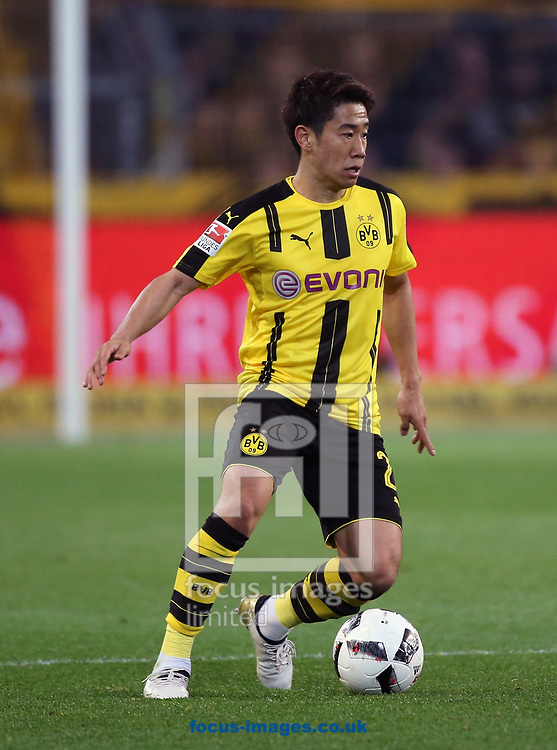 Shinji Kagawa of Borussia Dortmund during the Bundesliga match at Signal Iduna Park, Dortmund<br /> Picture by EXPA Pictures/Focus Images Ltd 07814482222<br /> 17/03/2017<br /> *** UK &amp; IRELAND ONLY ***<br /> EXPA-EIB-170318-0044.jpg