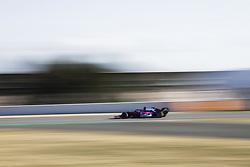 February 18, 2019 - Barcelona, Barcelona, Spain - Daniil Kvyat from Russia with 26 Scuderia Toro Rosso Honda in action during the Formula 1 2019 Pre-Season Tests at Circuit de Barcelona - Catalunya in Montmelo, Spain on February 18. (Credit Image: © Xavier Bonilla/NurPhoto via ZUMA Press)