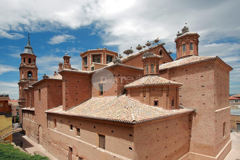 Colegiata de San Miguel. Alfaro. La Rioja ©Daniel Acevedo / PILAR REVILLA
