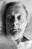 Having lived 46 years in Switzerland, my mother in decided to go into her village in the northeast of Italy in Venetia. She will die there 7 years later. Here is his last year of life.<br /> &copy; Jean-Patrick Di Silvestro