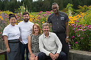 Penner-Ash pre-IPNC Top Chef dinner, 2015, Willamette Valley, Oregon