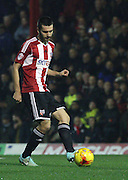 Arsenal Loanee Jon Toral Prior to the Sky Bet Championship match between Brentford and Fulham at Griffin Park, London, England on 21 November 2014.