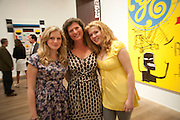 Rosa Prichard; Mary Ann Sieghart; Evie Prichard, Pop Life in a Material World. Tate Modern. London. 29 September 2009.