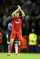 Liverpool v Marseille. UEFA Champions League, Group A. 03/10/2007.<br />