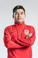 **EXCLUSIVE**Portrait of Chinese soccer player Cheng Changcheng of Changchun Yatai F.C. for the 2018 Chinese Football Association Super League, in Wuhan city, central China's Hubei province, 22 February 2018.