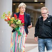 NLD/Hilversum/20180902- Laurentien opent week vd Alfabetiserimg 2018, Prinses Laurentien en Jeroen van Inkel