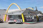 World's Oldest Mc Donald's Store Downey California