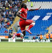 Cardiff City v Huddersfield Town 160814