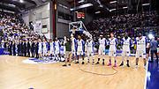 Team Banco di Sardegna Dinamo Sassari<br /> Banco di Sardegna Dinamo Sassari - Umana Reyer Venezia<br /> LBA Serie A Postemobile 2018-2019 Playoff Finale Gara 6<br /> Sassari, 20/06/2019<br /> Foto L.Canu / Ciamillo-Castoria