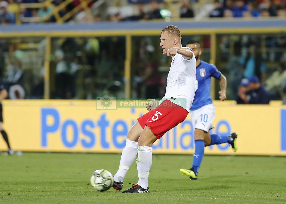 September 7, 2018 - Bologna, Italy - Kamil Glik during Uefa Nation League 2018 match between Italia v Polonia, in Bologna, on September 7, 2018  (Credit Image: © Loris Roselli/NurPhoto/ZUMA Press)