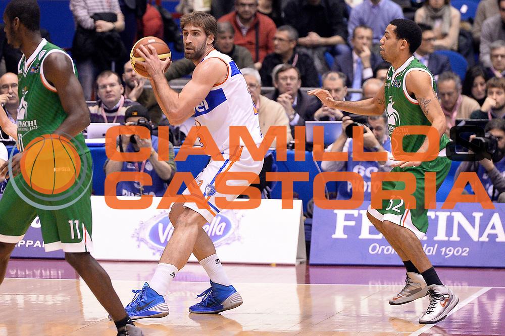 DESCRIZIONE : Milano Coppa Italia Final Eight 2014 Semifinale Montepaschi Siena Enel Brindisi<br /> GIOCATORE : David Chiotti<br /> CATEGORIA : Controcampo<br /> SQUADRA : Enel Brindisi<br /> EVENTO : Beko Coppa Italia Final Eight 2014<br /> GARA : Montepaschi Siena Enel Brindisi<br /> DATA : 08/02/2014<br /> SPORT : Pallacanestro<br /> AUTORE : Agenzia Ciamillo-Castoria/R.Morgano<br /> Galleria : Lega Basket Final Eight Coppa Italia 2014<br /> Fotonotizia : Milano Coppa Italia Final Eight 2014 Semifinale Montepaschi Siena Enel Brindisi<br /> Predefinita :