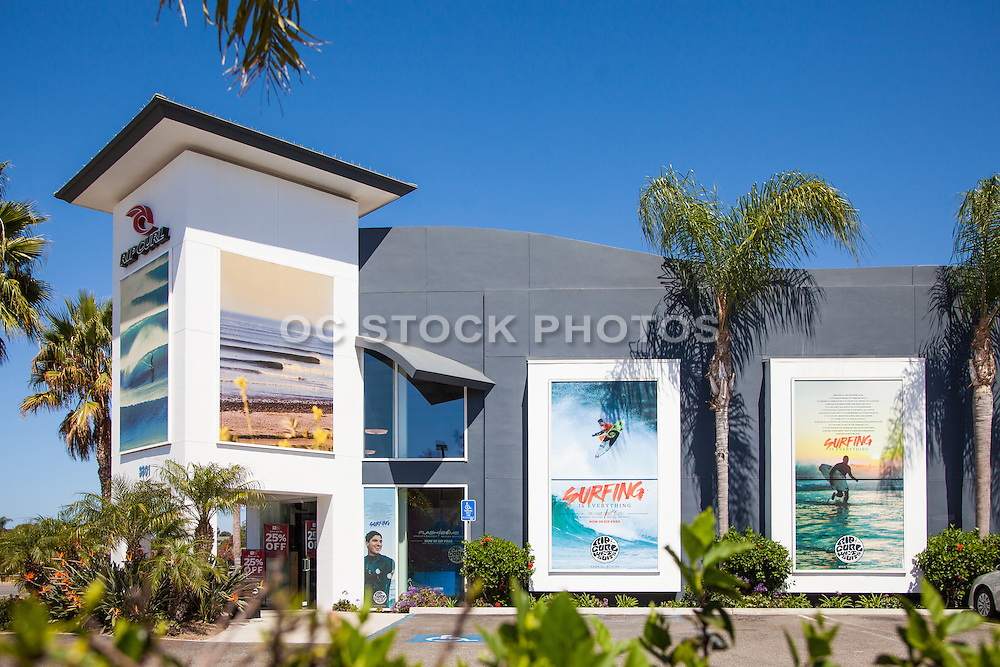 Rip Curl Surf Center San Clemente