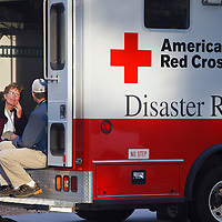 Red Cross workers, Liberty Park, Salt Lake City