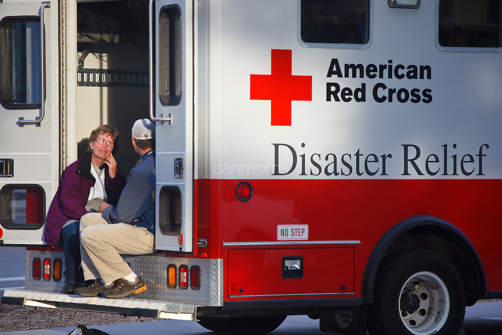 Red Cross workers, Liberty Park, Salt Lake City