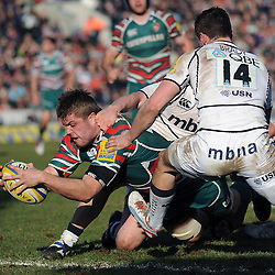 Leicester Tigers v Sale Sharks | Aviva Premiership | 2 March 2013