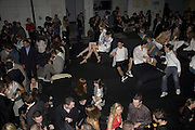 Collaborative Presentation with artist Martin Creed of Calvin Klein's new collection at P3, Marylebone Road October 15, 2007 -DO NOT ARCHIVE-© Copyright Photograph by Dafydd Jones. 248 Clapham Rd. London SW9 0PZ. Tel 0207 820 0771. www.dafjones.com.