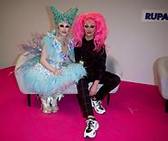 Harry Derbidge drag queen makeover