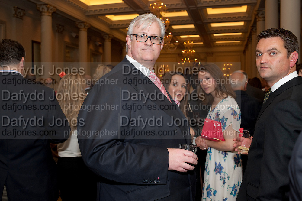 David Morgan-Hewitt OF THE GORING HOTEL, Tatler Restaurant Awards and the launch of the Tatler Restaurant Guide 2011. The Langham. Portland Place. London. 9 May 2011. <br /> <br />  , -DO NOT ARCHIVE-© Copyright Photograph by Dafydd Jones. 248 Clapham Rd. London SW9 0PZ. Tel 0207 820 0771. www.dafjones.com.