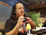Berlin, Germany - 18 October 2012<br /> Porn star Ron Jeremy promoting his 'Ron Jeremy' brand of rum at the Venus Berlin 2012 adult industry exhibition in Berlin, Germany. Ron Jeremy, born Ronald Jeremy Hyatt, has been an American pornographic actor since 1979. He faces sexual assault allegations which he strenuously denies. There is no suggestion that any of the people in these pictures have made any such allegations.<br /> www.newspics.com/#!/contact<br /> (photo by: EQUINOXFEATURES.COM)<br /> Picture Data:<br /> Photographer: Equinox Features<br /> Copyright: &copy;2012 Equinox Licensing Ltd. +448700 780000<br /> Contact: Equinox Features<br /> Date Taken: 20121018<br /> Time Taken: 12150508