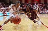 NCAA Basketball - Indiana Hoosiers vs Minnesota Golden Gophers - Bloomington, IN