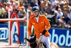 Houtzager Marc, NED, Sterrehof's Edinus<br /> European Championship Dressage<br /> Rotterdam 2019<br /> © Hippo Foto - Dirk Caremans