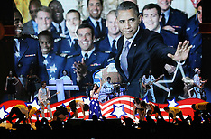 JAN 19 2013 Katy Perry - Joining Forces Kids Inaugural concert