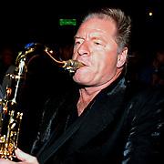 Opening Bluescafe Schowbizzcity, Hans Dulfer