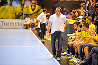 David Christmann - 11.03.2015 - Tremblay / Montpellier - 18eme Journee de Division 1 <br /> Photo : Anthony Dibon / Icon Sport