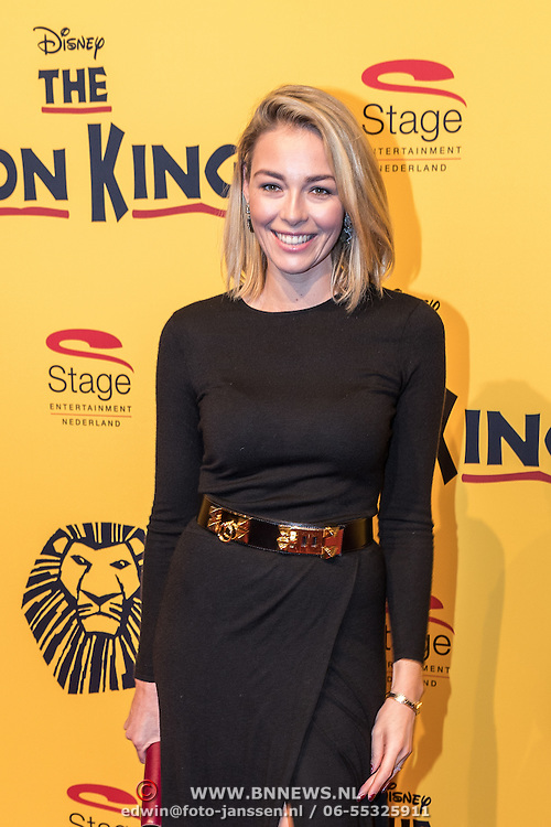 NLD/Scheveningen/20161030 - Premiere musical The Lion King, renate Gerstanowitz - Verbaan
