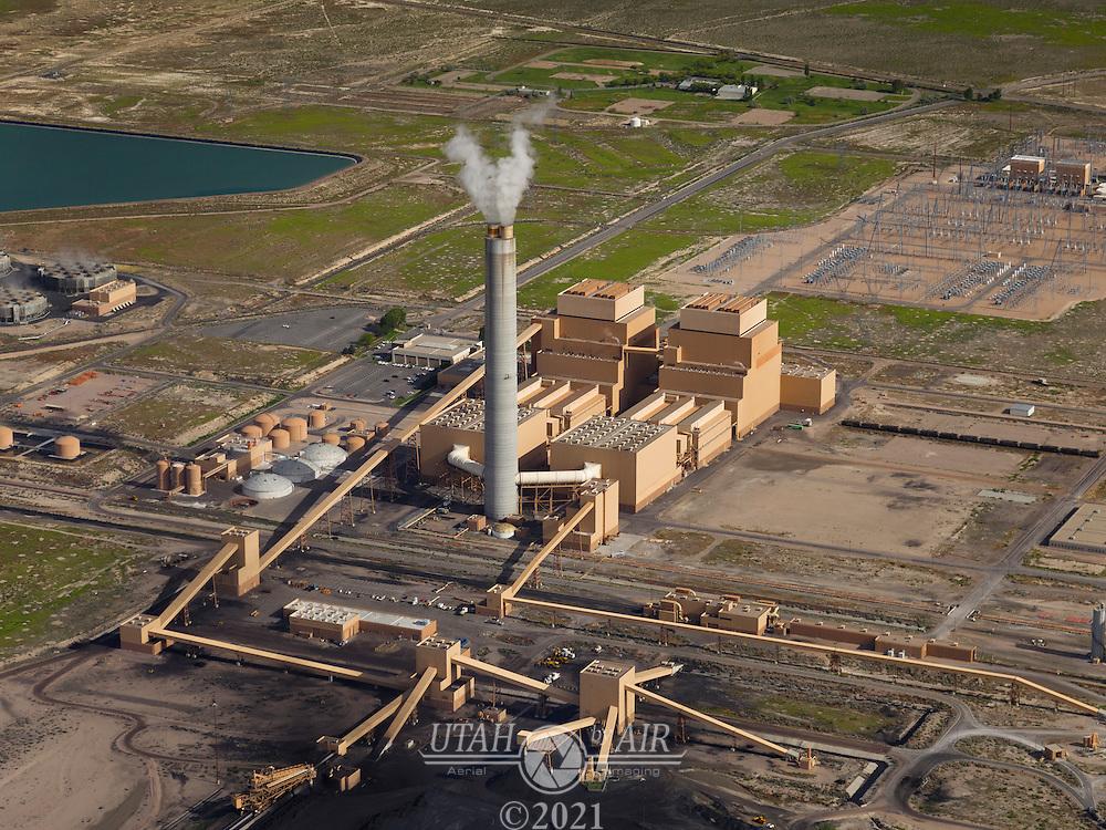 Delta Coal Powered Power Plant