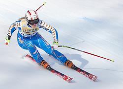 21.01.2011, Tofana, Cortina d Ampezzo, ITA, FIS World Cup Ski Alpin, Lady, Cortina, SuperG, im Bild Jessica Lindell-Vikarby (SWE, #25) // Jessica Lindell-Vikarby (SWE) during FIS Ski Worldcup ladies SuperG at pista Tofana in Cortina d Ampezzo, Italy on 21/1/2011. EXPA Pictures © 2011, PhotoCredit: EXPA/ J. Groder