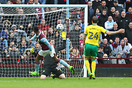 Aston Villa v Norwich City 010417