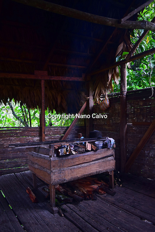 A day with the Bribri, indigenous people in Limón Province of Costa Rica