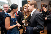 PRINCESS BEATRICE;; DAVID CLARK;  Georgina Chapman and Stephen Webster celebrate her guest designer collection for Garrard. Albermarle St. London. 4 November 2009