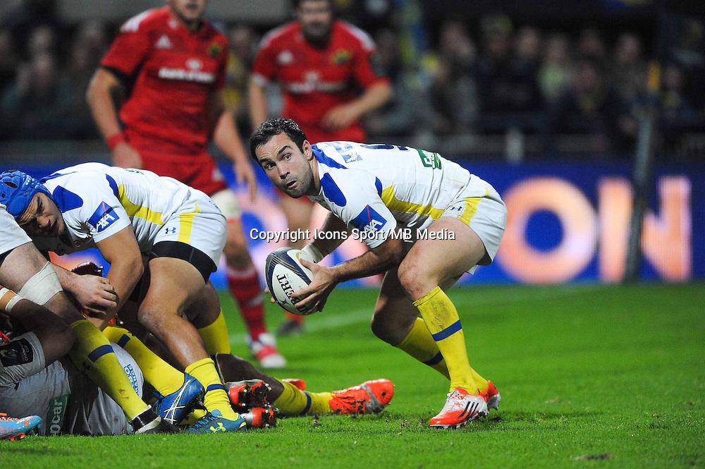 Morgan PARRA - 14.12.2014 - Clermont / Munster - European Champions Cup <br /> Photo : Jean Paul Thomas / Icon Sport