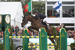 Smolders Harrie, (NED), Don VHP Z<br /> Grand Prix Rolex<br /> Brussel Stephex Masters 2015<br /> © Hippo Foto - Counet Julien<br /> 6-09-2015