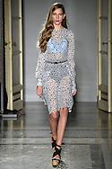 Aquilano Rimondi<br /> Milan Fashion Week  Spring Summer 15 Milan September 2014