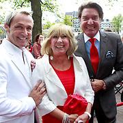 NLD/Amsterdam/20110731 - Premiere circus Hurricane met Hans Klok, Willeke Alberti en vrienden