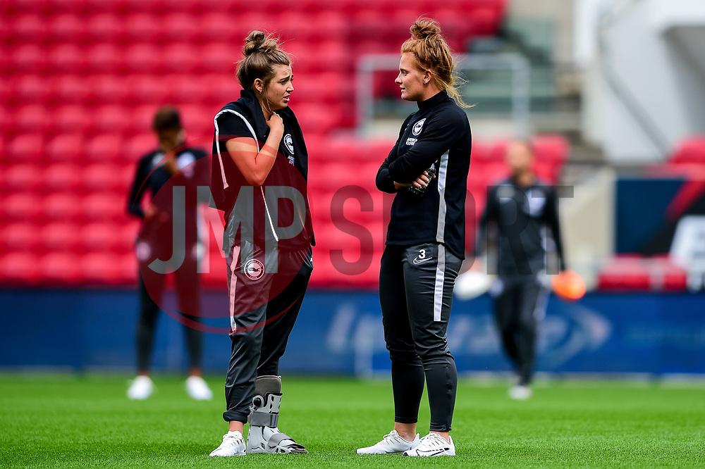 , - Mandatory by-line: Ryan Hiscott/JMP - 07/09/2019 - FOOTBALL - Ashton Gate - Bristol, England - Bristol City Women v Brighton and Hove Albion Women - FA Women's Super League