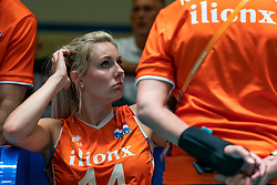 30-05-2019 NED: Volleyball Nations League Netherlands - Poland, Apeldoorn<br /> Laura Dijkema #14 of Netherlands