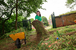 Pictured is Martha Kitchen<br /> <br /> Lincolnshire Co-op colleagues and volunteers from the local community have been helping look after the Hartsholme area of Lincoln by taking part in the ongoing Big Co-op Clean.<br /> <br /> Picture: Chris Vaughan Photography for Lincolnshire Co-op<br /> Date: June 4, 2019