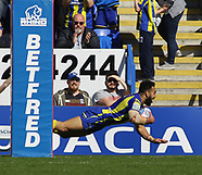 Warrington Wolves v Wakefield Trinity 220417