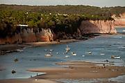 Tibau do Sul_RN, Brasil...Na foto, a Praia do Centro, tambem conhecida como Praia de Pipa, Rio Grande do Norte...Centro beach or Pipa beach, Rio Grande do Norte...Foto: LEO DRUMOND / NITRO
